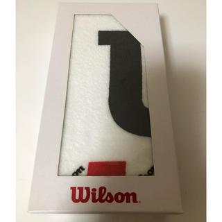ウィルソン(wilson)のWilson(ウィルソン) スポーツタオル RED(その他)