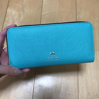 シマムラ(しまむら)のしまむら人気商品♡エメラルドグリーンの長財布♡(財布)