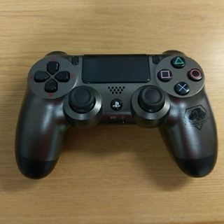 プレイステーション4(PlayStation4)のPS4 コントローラー ジャンク DUALSHOCK4 MGS(家庭用ゲーム機本体)