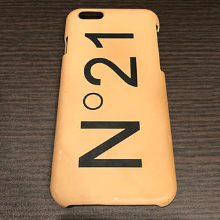 N°21 iPhone case