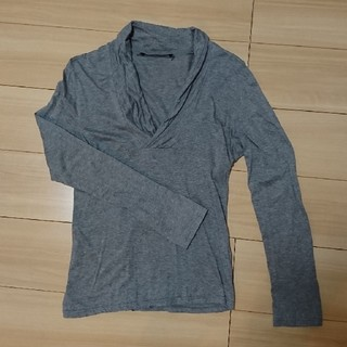 アトウ(ato)のato 長袖Tシャツ LOVELESS(Tシャツ/カットソー(七分/長袖))