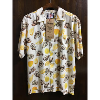 SON OF THE CHEESE Oyster shirts 新品(シャツ)