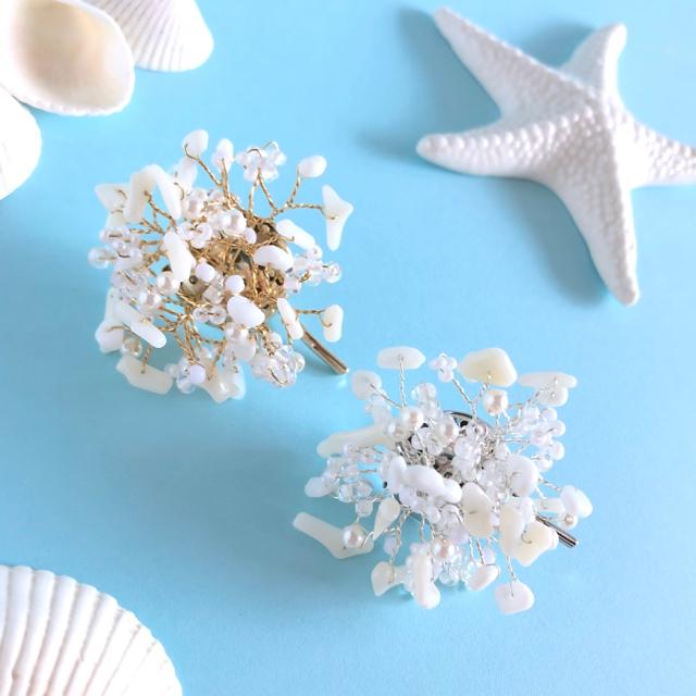 ホワイト サンゴ ラ