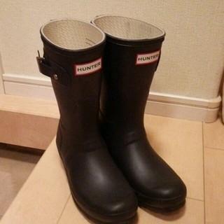 ハンター(HUNTER)のハンター レインブーツ 美品(レインブーツ/長靴)