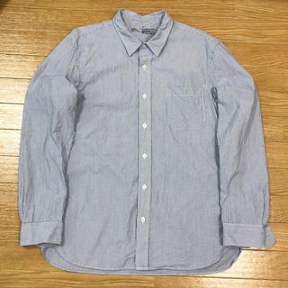 ムジルシリョウヒン(MUJI (無印良品))の無印良品 ストライプシャツ XL(シャツ)