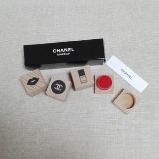 シャネル(CHANEL)の正規品 CHANEL  スタンプ (印鑑/スタンプ/朱肉)