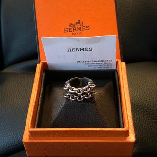 エルメス(Hermes)のHERMES 希少 メキシコリング(リング(指輪))