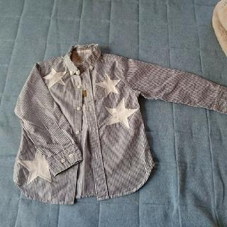 ゴートゥーハリウッド(GO TO HOLLYWOOD)のゴートゥーハリウッド☆ストライプシャツ(Tシャツ/カットソー)
