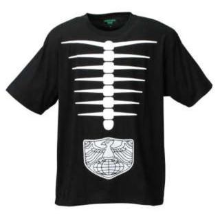 バンダイ(BANDAI)のショッカー なりきり Tシャツ(Tシャツ/カットソー(半袖/袖なし))