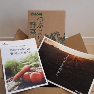 カゴメ(KAGOME)の【0412プラド様専用】カゴメ つぶより野菜ジュース(その他)