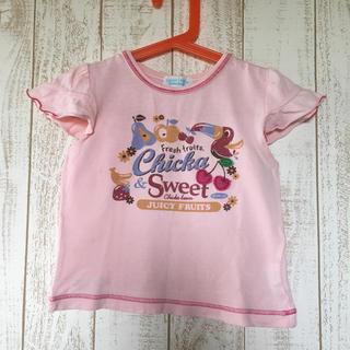 チッカチッカブーンブーン(CHICKA CHICKA BOOM BOOM)のCHICKA CHICKA BOOM BOOM    カットソー 100-110(Tシャツ/カットソー)