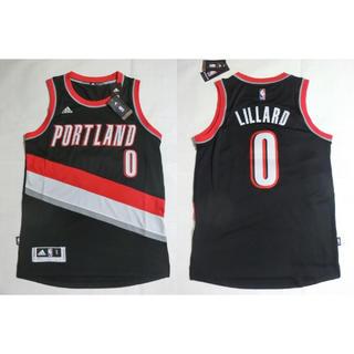アディダス(adidas)のアディダス ブレイザーズ【Damian Lillard】ジャージUS S BK(バスケットボール)