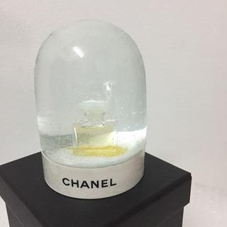 シャネル(CHANEL)のCHANEL スノードーム 日本未入荷 VIP様限定アイテム(置物)
