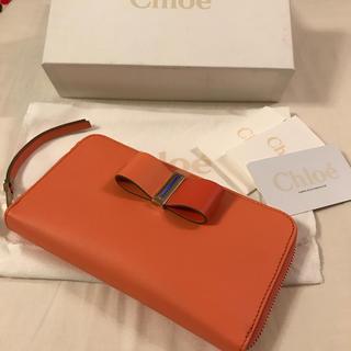 クロエ(Chloe)のクロエ 新品未使用 ラウンドジップ 財布(財布)