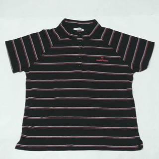 マリクレール(Marie Claire)のマリクレール ヘンリーネック 半袖シャツ L  (ポロシャツ)
