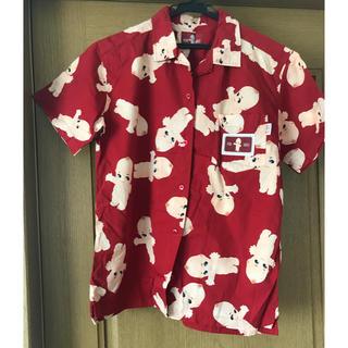 6ba9aaec9381 ピンクハウス(PINK HOUSE)のピンクハウス キューピー柄シャツ(シャツ/ブラウス