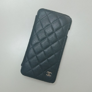 シャネル(CHANEL)のCHANEL iPhone7plusケース (iPhoneケース)