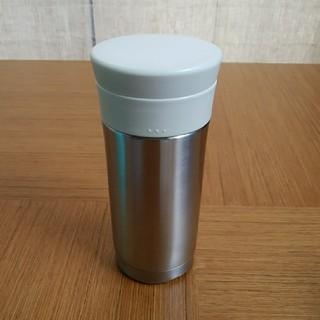 ムジルシリョウヒン(MUJI (無印良品))の無印良品 ステンレスボトル 350ml 水筒 ②(水筒)