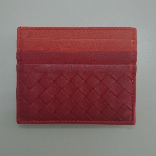 Bottega Veneta(ボッテガヴェネタ)の21: ボッテガ・ヴェネタ カードケース レディースのファッション小物(名刺入れ/定期入れ)の商品写真