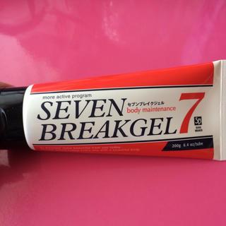 セブンブレイクジェル(SEVENBREAK GEL)のSEVEN BREAK GEL(その他)