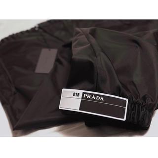 プラダ(PRADA)の確実正規品 PRADA 18ss RubberCuff Jogger Pants(ワークパンツ/カーゴパンツ)