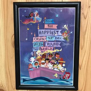 ディズニー(Disney)のTDL 東京ディズニーランド イッツアスモールワールド アトラクションポスター(ポスター)