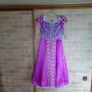 ディズニー(Disney)のディズニーランド ラプンツェル ドレス130(衣装一式)