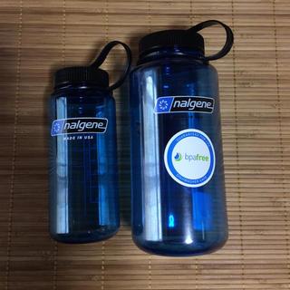 ナルゲン(Nalgene)のnalgene(ナルゲン) カラーボトル 2本セット(登山用品)