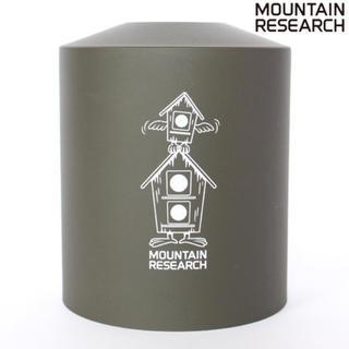 マウンテンリサーチ(MOUNTAIN RESEARCH)のマウンテンリサーチカートリッジカバーL親子鳥新品未開封(ライト/ランタン)