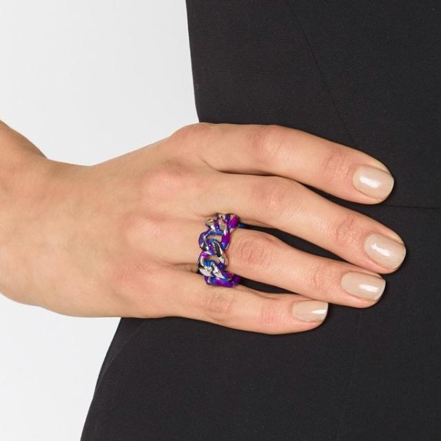 VIA BUS STOP(ヴィアバスストップ)の値下げ!ジェマリダックスのリング レディースのアクセサリー(リング(指輪))の商品写真