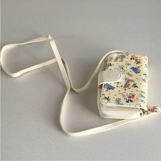 シマムラ(しまむら)のしまむら  スマホ ショルダー お財布(iPhoneケース)