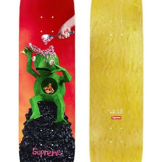 シュプリーム(Supreme)のSupreme Mike Hill Brains Skateboard Deck(その他)