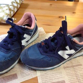 ニューバランス(New Balance)のNB*人気996*ネイビー(スニーカー)
