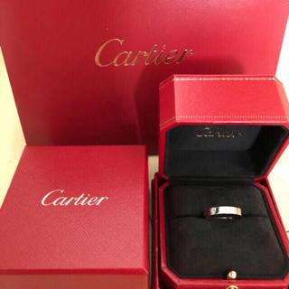 カルティエ(Cartier)のミニラブリング💍62(リング(指輪))
