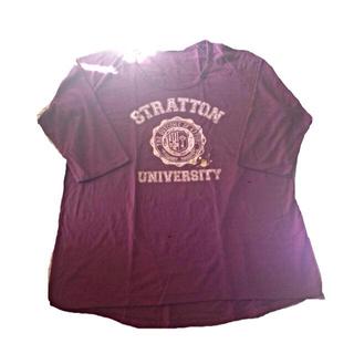 ジーユー(GU)の七分袖トップス(Tシャツ(長袖/七分))