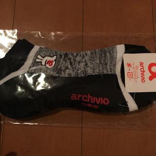 マークアンドロナ(MARK&LONA)のarchivio 靴下(ウエア)