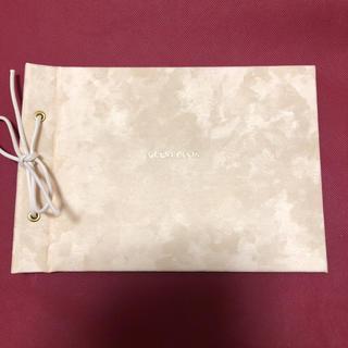 バーニーズニューヨーク(BARNEYS NEW YORK)の美品💓芳名帳 💓ゲストブック💓用紙付き(その他)