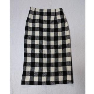 ユナイテッドアローズ(UNITED ARROWS)のギンガムチェックタイトスカート(その他)