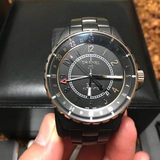 シャネル(CHANEL)のCHANEL シャネル J12GMT(腕時計(アナログ))