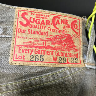 シュガーケーン(Sugar Cane)のsugarcane シュガーケーン デニム(デニム/ジーンズ)