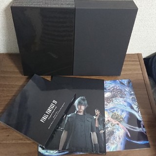 スクウェアエニックス(SQUARE ENIX)のFINAL FANTASY15 サウンドトラック 初回生産限定特装盤(ゲーム音楽)