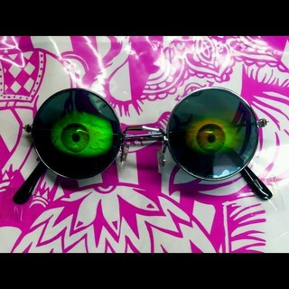 ナディア(NADIA)の眼球サングラス(サングラス/メガネ)