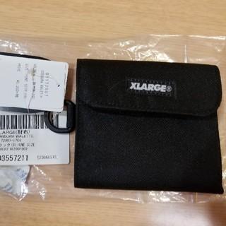 エクストララージ(XLARGE)のエクストララージ 財布 新品(折り財布)