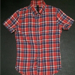 ダブルジェーケー(wjk)のwjk チェックシャツ (シャツ)