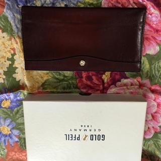 ゴールドファイル(GOLD PFEIL)のゴールドファイル 長財布(長財布)