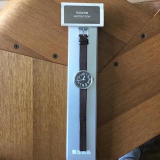 ムジルシリョウヒン(MUJI (無印良品))の無印 腕時計(腕時計)