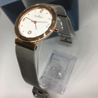 スカーゲン(SKAGEN)の【御予約分】スカーゲン 腕時計 レディース 456LRS(腕時計)