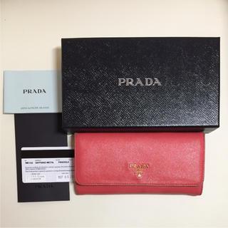 プラダ(PRADA)のプラダ☆長財布(財布)