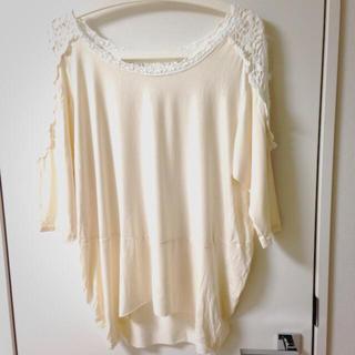 バーニーズニューヨーク(BARNEYS NEW YORK)のSugar Rose レーヨン Tシャツ(Tシャツ(半袖/袖なし))