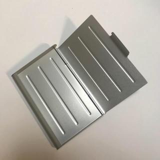 無印良品 イタリア産ヌメ革 名刺カードケース